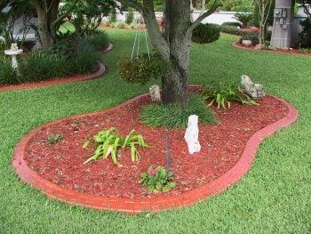 garden landscaping by contractors